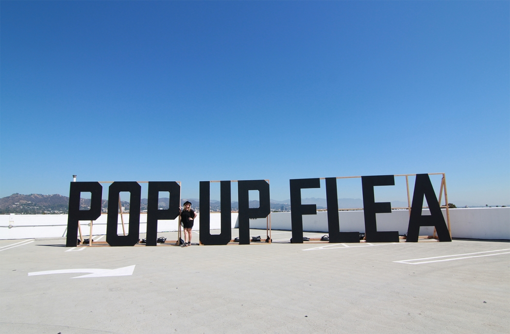 Pop Up Flea Market